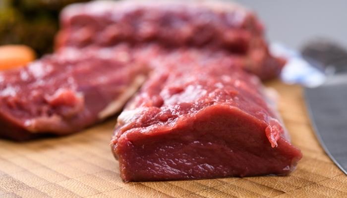 鹿肉ドッグフードは鉄分が豊富